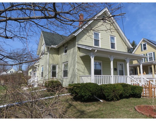 Single Family Home for Sale at 192 Wells Street 192 Wells Street Greenfield, Massachusetts 01301 United States