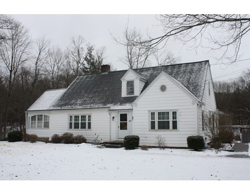 Single Family Home for Sale at 25 River Road 25 River Road Erving, Massachusetts 01344 United States