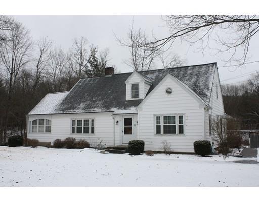 Maison unifamiliale pour l Vente à 25 River Road 25 River Road Erving, Massachusetts 01344 États-Unis