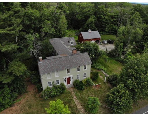 Single Family Home for Sale at 375 Wilbraham Road 375 Wilbraham Road Hampden, Massachusetts 01036 United States