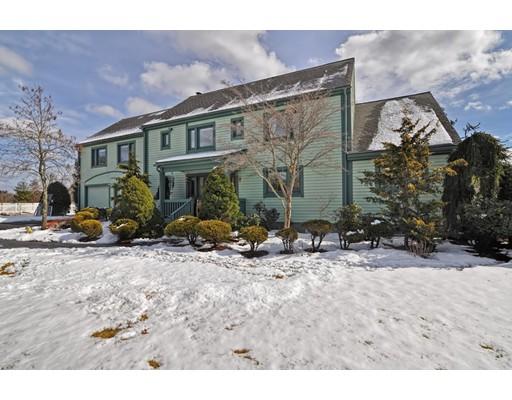 Casa Unifamiliar por un Venta en 7 Colonel Gridley Road 7 Colonel Gridley Road Sharon, Massachusetts 02067 Estados Unidos