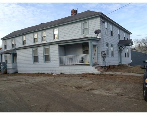 Multi-Family Home for Sale at 259 Main Street 259 Main Street Oxford, Massachusetts 01540 United States