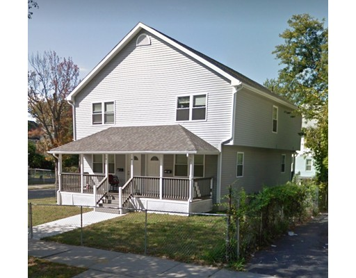 Multi-Family Home for Sale at 29 Newman Street Springfield, Massachusetts 01105 United States