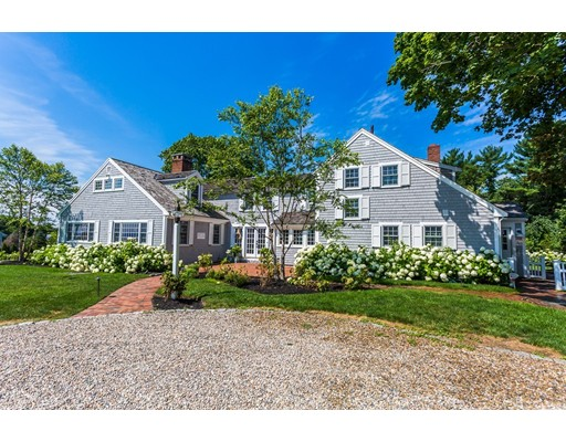 Casa Unifamiliar por un Venta en 17 Seabury Point 17 Seabury Point Duxbury, Massachusetts 02332 Estados Unidos