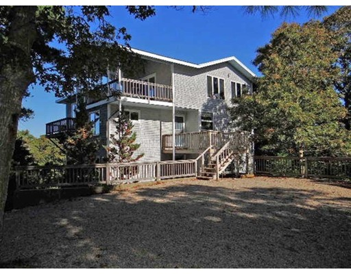 Single Family Home for Sale at 180 Blueberry Pond Drive 180 Blueberry Pond Drive Brewster, Massachusetts 02631 United States