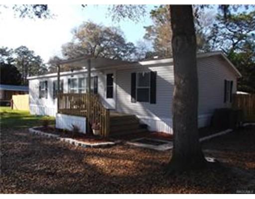 واحد منزل الأسرة للـ Sale في 6961 W Cyrus STreet 6961 W Cyrus STreet Crystal River, Florida 34428 United States