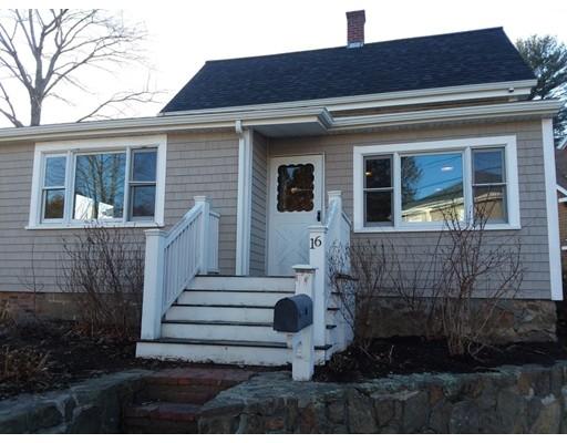 Частный односемейный дом для того Продажа на 16 Old Essex Road 16 Old Essex Road Manchester, Массачусетс 01944 Соединенные Штаты