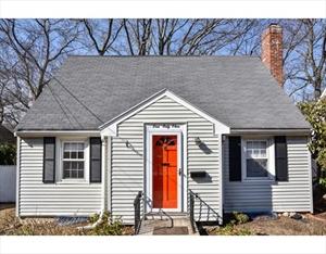 543 Poplar Street  is a similar property to 132 Dale St  Boston Ma
