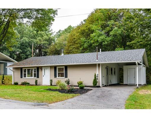 Частный односемейный дом для того Аренда на 40 Mickelson Lane 40 Mickelson Lane Bedford, Массачусетс 01730 Соединенные Штаты
