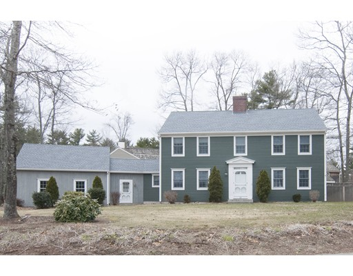 Single Family Home for Sale at 20 Elmwood Way 20 Elmwood Way Bridgewater, Massachusetts 02324 United States