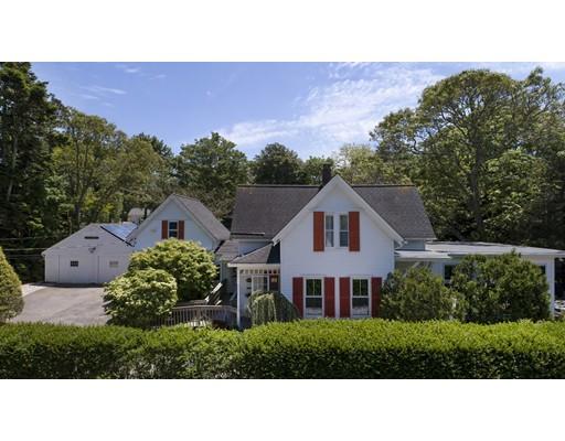 Частный односемейный дом для того Продажа на 657 Main Street 657 Main Street Harwich, Массачусетс 02645 Соединенные Штаты
