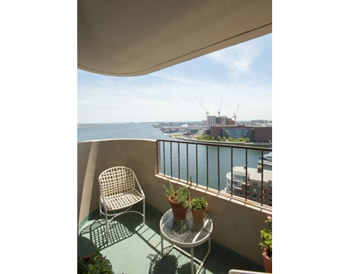 85 East India Row, #36C - Waterfront, MA