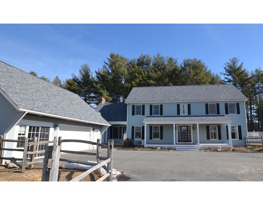 واحد منزل الأسرة للـ Sale في 126 Goodell Street 126 Goodell Street Belchertown, Massachusetts 01007 United States