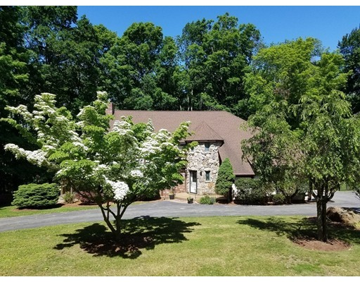 Single Family Home for Sale at 28 Lancaster Road 28 Lancaster Road Berlin, Massachusetts 01503 United States