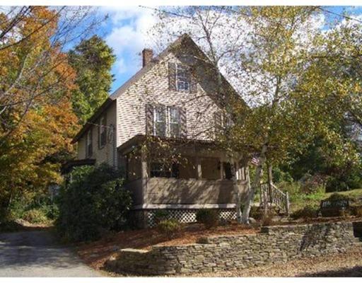 Maison unifamiliale pour l Vente à 4 Merrick Avenue 4 Merrick Avenue Brookfield, Massachusetts 01506 États-Unis
