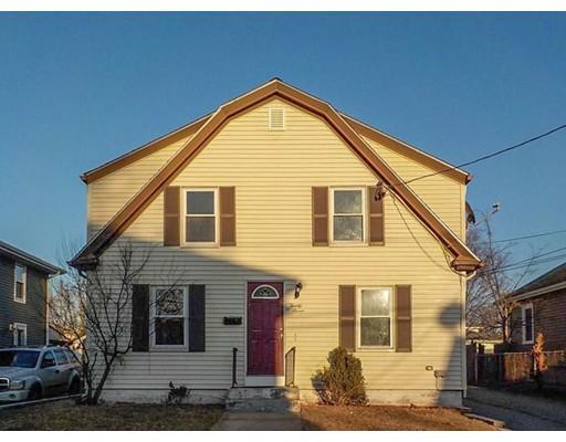 Maison avec plusieurs logements pour l Vente à 27 Everett Street 27 Everett Street Pawtucket, Rhode Island 02861 États-Unis