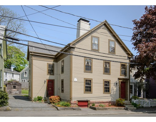 Single Family Home for Sale at 101 Elm Street 101 Elm Street Marblehead, Massachusetts 01945 United States