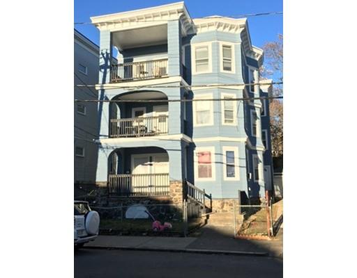 Многосемейный дом для того Продажа на 129 Lawton Avenue 129 Lawton Avenue Lynn, Массачусетс 01902 Соединенные Штаты