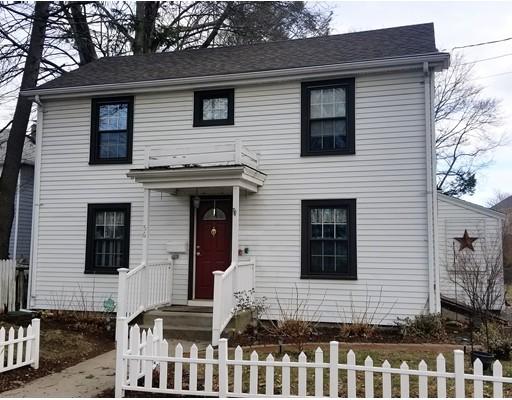 独户住宅 为 销售 在 56 Boynton Street 56 Boynton Street 沃尔瑟姆, 马萨诸塞州 02453 美国