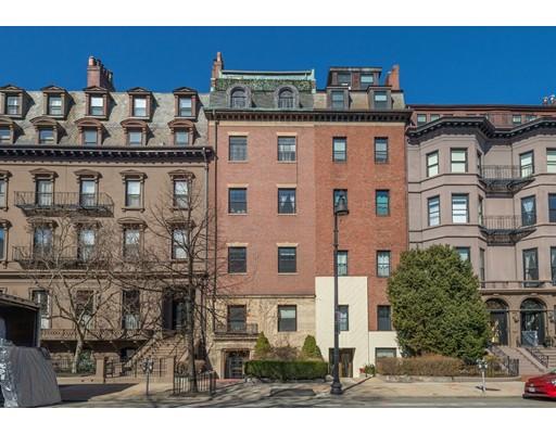 Casa Multifamiliar por un Venta en 142 Beacon Street 142 Beacon Street Boston, Massachusetts 02116 Estados Unidos
