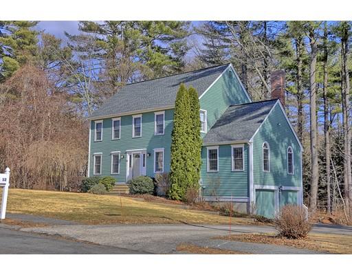 Maison unifamiliale pour l Vente à 12 Danielle Drive 12 Danielle Drive Grafton, Massachusetts 01519 États-Unis