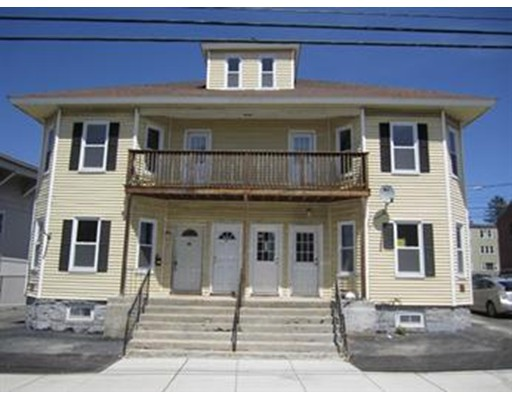 Single Family Home for Rent at 267 W 6th Street Lowell, Massachusetts 01850 United States