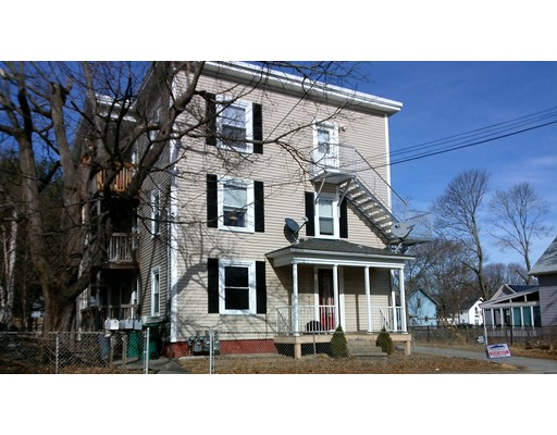 Single Family Home for Rent at 55 West Carpenter Street 55 West Carpenter Street Attleboro, Massachusetts 02703 United States