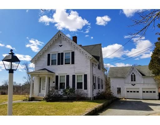 Single Family Home for Sale at 33 N Main Street 33 N Main Street Freetown, Massachusetts 02702 United States