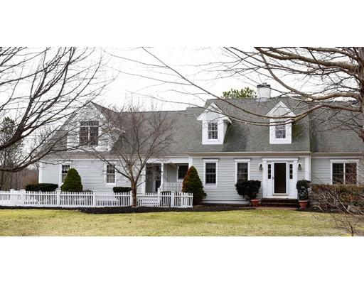 Nhà ở một gia đình vì Bán tại 156 Jedediahs Path 156 Jedediahs Path Marshfield, Massachusetts 02050 Hoa Kỳ