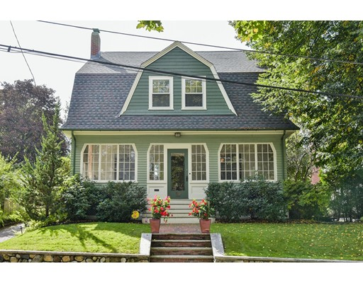 Single Family Home for Sale at 10 Sanborn Street Winchester, 01890 United States