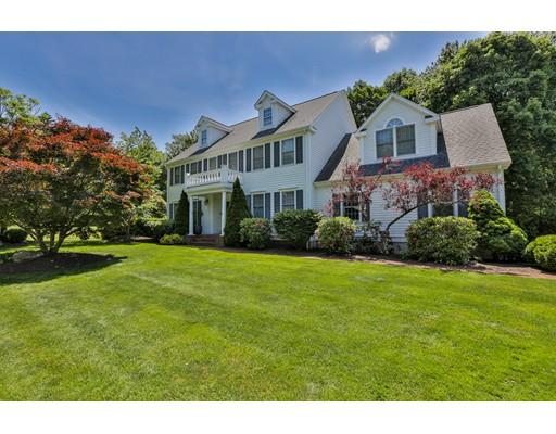 独户住宅 为 销售 在 19 Loew Circle 19 Loew Circle 米尔顿, 马萨诸塞州 02186 美国