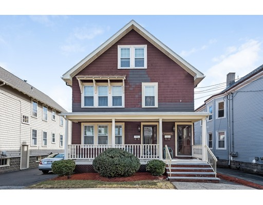 Multi-Family Home for Sale at 30 Fairmont Street 30 Fairmont Street Arlington, Massachusetts 02474 United States