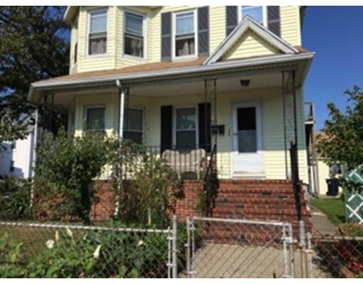 Многосемейный дом для того Продажа на 169 Hancock Street 169 Hancock Street Everett, Массачусетс 02149 Соединенные Штаты