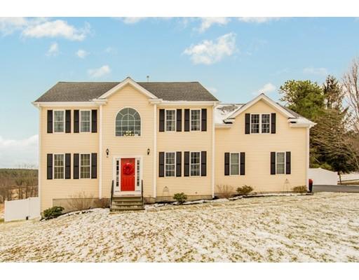 Частный односемейный дом для того Продажа на 214 Prescott Street 214 Prescott Street West Boylston, Массачусетс 01583 Соединенные Штаты