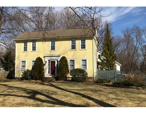 Single Family Home for Sale at 1183 Longmeadow Longmeadow, Massachusetts 01106 United States