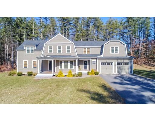Maison unifamiliale pour l Vente à 81 Greystone Lane 81 Greystone Lane Carlisle, Massachusetts 01741 États-Unis