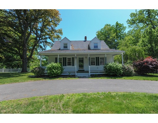 Single Family Home for Sale at 197 Mosier Street South Hadley, Massachusetts 01075 United States