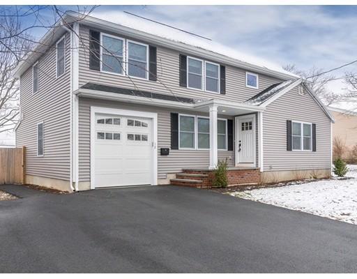 Частный односемейный дом для того Продажа на 12 North Shore Avenue 12 North Shore Avenue Danvers, Массачусетс 01923 Соединенные Штаты