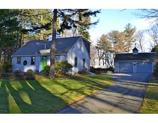 Земля для того Продажа на 39 Captains Hill Road 39 Captains Hill Road Duxbury, Массачусетс 02332 Соединенные Штаты