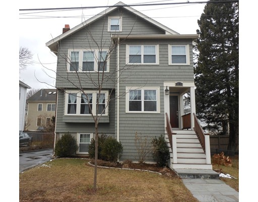 Condominium for Sale at 11 Frederick Street 11 Frederick Street Belmont, Massachusetts 02478 United States