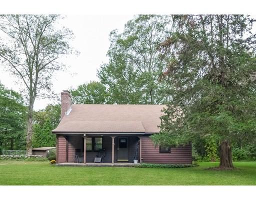 Maison unifamiliale pour l Vente à 75 West Street 75 West Street Columbia, Connecticut 06237 États-Unis