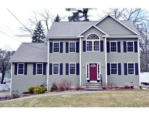 Частный односемейный дом для того Продажа на 9 Harnden Road 9 Harnden Road Billerica, Массачусетс 01821 Соединенные Штаты