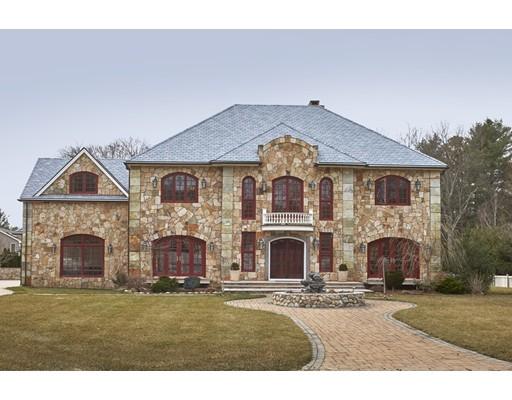 Single Family Home for Sale at 7 Evergreen Avenue 7 Evergreen Avenue Weston, Massachusetts 02493 United States