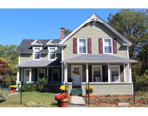 Многосемейный дом для того Продажа на 29 Highland Street 29 Highland Street Orange, Массачусетс 01364 Соединенные Штаты
