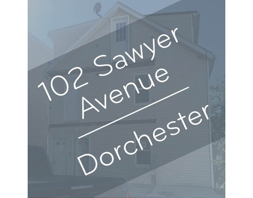 Multi-Family Home for Sale at 102 Sawyer Avenue Boston, Massachusetts 02125 United States