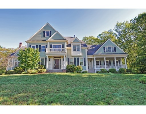 Single Family Home for Sale at 16 Kingsbury Drive 16 Kingsbury Drive Holliston, Massachusetts 01746 United States