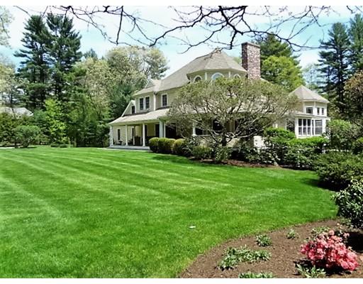 Single Family Home for Sale at 6 Barakat Lane 6 Barakat Lane Sherborn, Massachusetts 01770 United States
