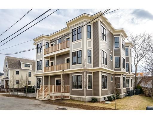 Condominium for Sale at 20 Kent Court Somerville, 02143 United States