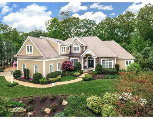 Частный односемейный дом для того Продажа на 31 Olde Colony Drive 31 Olde Colony Drive Shrewsbury, Массачусетс 01545 Соединенные Штаты
