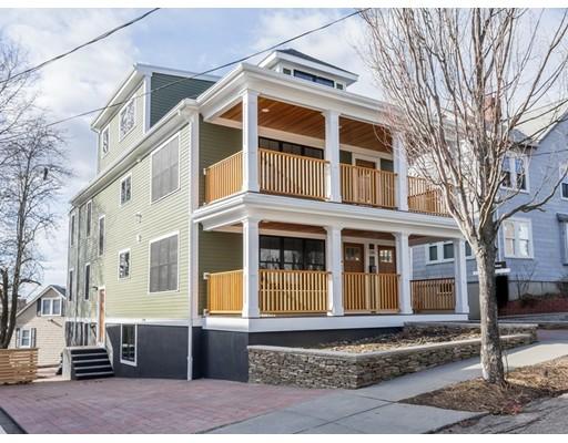 Condominium for Sale at 59 Bradford Road 59 Bradford Road Watertown, Massachusetts 02472 United States